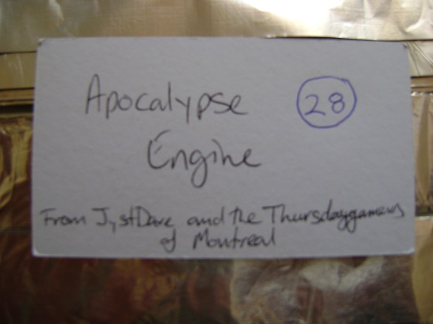 Apocalypse Engine