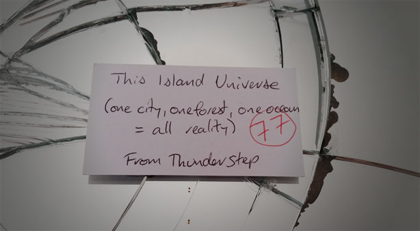 Big Red Couch - Episode Seventy Seven - This Island Universe