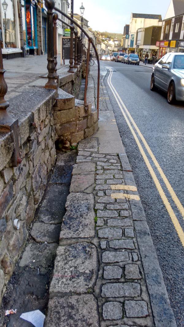 Market Jew Street, Penzance, Cornwall