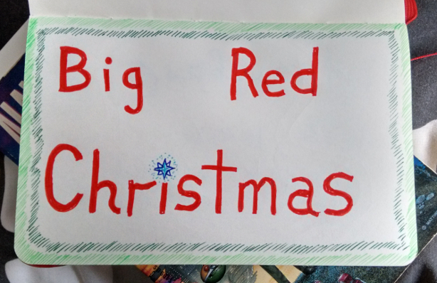 Big Red Christmas