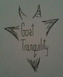 Goat Tranquility Band Logo